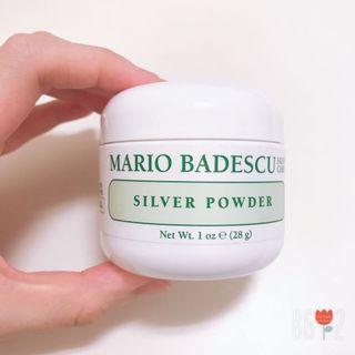 🚚 美國 Mario Badescu 去黑頭 Silver Powder 28g/瓶