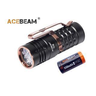 {MPower} AceBeam TK16 AL 德國名廠 OSRAM 1300 流明 EDC LED Flashlight 電筒 - 原裝行貨