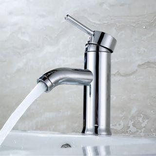 Toilet Basin Tap Mixer Basin Tap Bathroom Hot Cold Water Tap