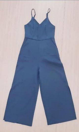 🚚 Blue Jumpsuit
