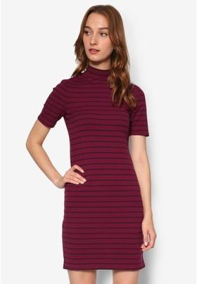 Factorie Sansa Rib Bodycon Dress