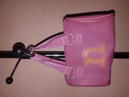Tas jinjing warna ungu doff