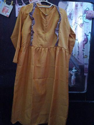 New Tunik mustard