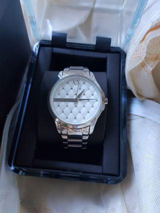Cheapest AX authentic watch with box