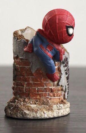 蜘蛛俠Spider man 筆筒