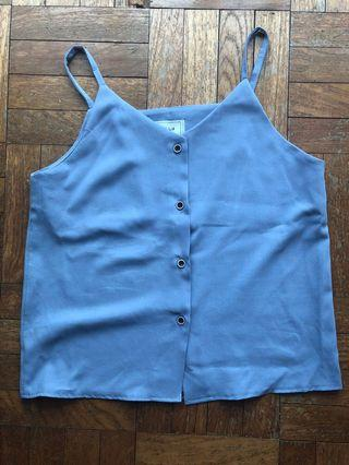 Dusty Blue Cami