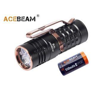 {MPower} AceBeam TK16 AL Luminus SST-20 1250 流明 EDC LED Flashlight 電筒 - 原裝行貨