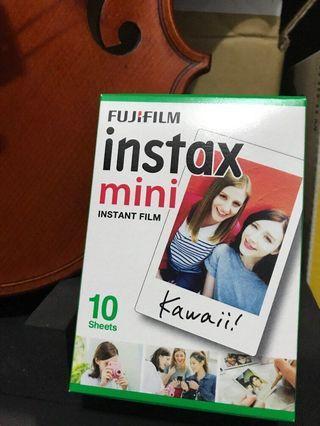 Fujifilm instax Mini 底片三盒優惠價(three boxes)