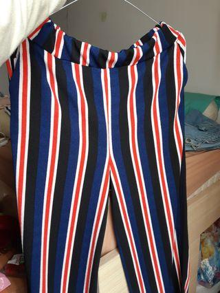 Stripe Pants (Kulot)