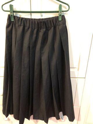 [代網拍成癮的友出售]秋冬季百摺長裙