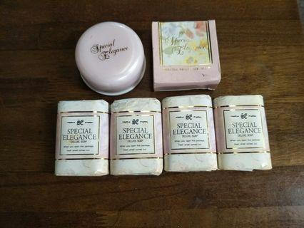 日本草本精華保濕皂/精油皂/香皂/肥皂/夏日出清1個$88# 6個只要$400