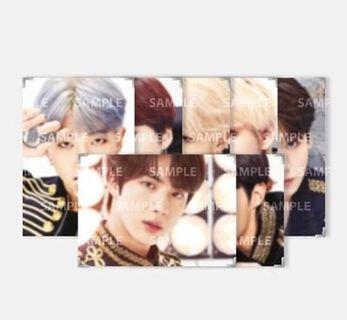 [WTS] BTS SPEAK YOURSELF IN JAPAN PREMIUM PHOTO MERCH