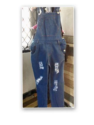 Jumpsuit overal jeans