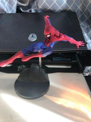 Spider man 不可動模型
