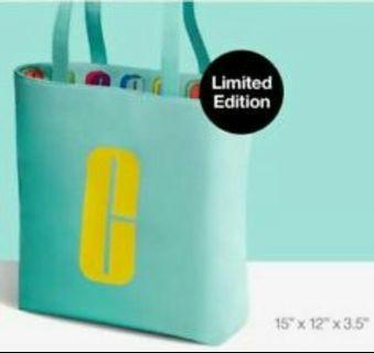 Limited Edition Clinique Reversible Tote Bag