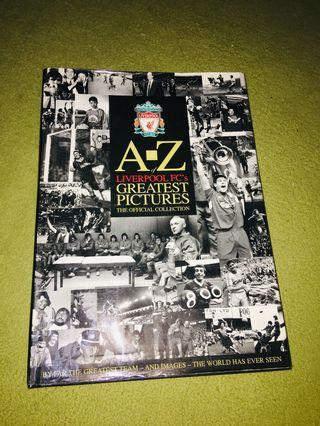 A to Z of Liverpool FC Greatest Pictures
