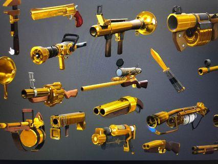 🚚 TF2 Australium weapons