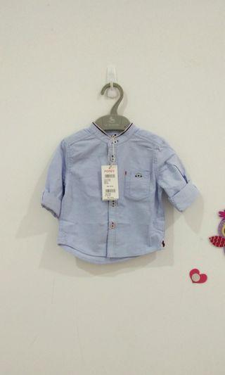 🆕6-12M Poney Shirt