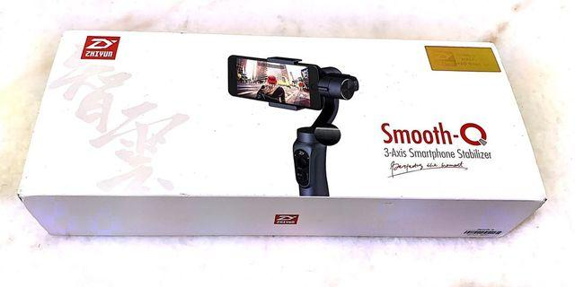 Zhiyun Gimbal Smooth -Q 3- axis smartphone Stabilizer