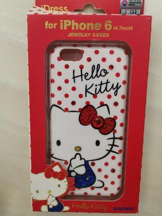 Hello Kitty iPhone 6 Case 4.7 inch