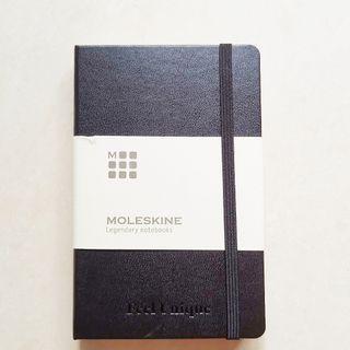 全新 Black 黑色 Moleskine Legendary Notebooks