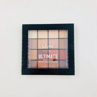 "NYX ""Warm Neutrals"" Ultimate Shadow Palette 16xPoids"
