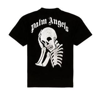 Palm Angels Thinking Skull Tee