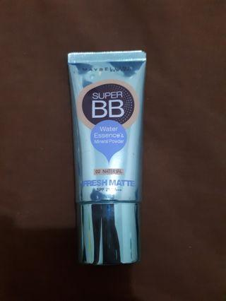 Super BB cream Maybelline