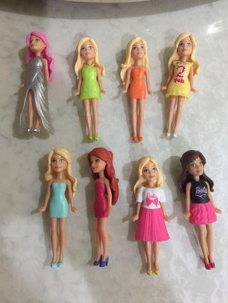 Barbie mini