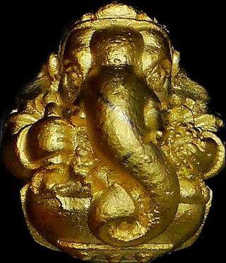 💟 Phra Pikanet Look Om (象神符珠) 💟 LP Kloy