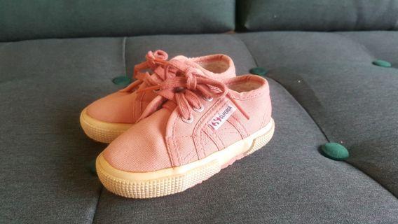 FREE ONGKIR Superga ORI Sepatu anak Baby shoes