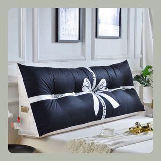 #典雅床頭靠墊     Elegant Headboard Pillow