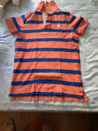🚚 Abercrombie & Fitch Polo Tee