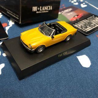 Kyosho 1/64 Fiat 124