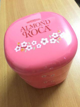 粉紅色櫻花盒
