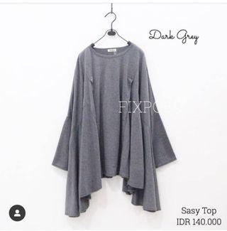 Baju Busui Sasy Top by Fixpose