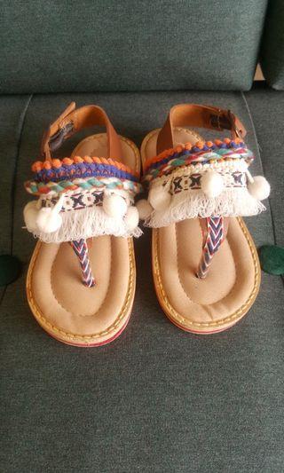FREE ONGKIR baby sandals sendal anak bohemian