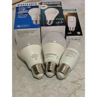喜萬年LED 8W 節能 燈泡 球泡燈 自然光 8W 雙色 第七代 PHILIPS 舒視光 舒適光 LED燈泡 7.5W