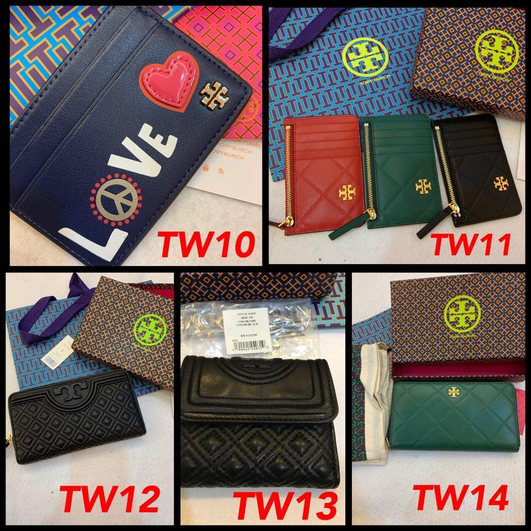 (20/06/19)Ready Stock Authentic Coach handbag wallet purse clutch Tory Burch clutch wristlet sling bag camera bag backpack traveller wallet furla Marc Jacob Tory Burch