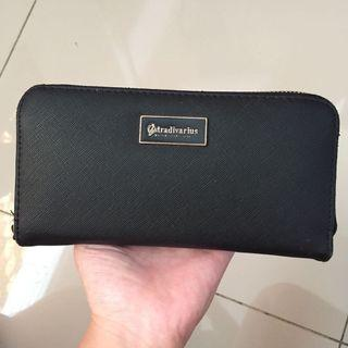 Stradivarius Black Wallet