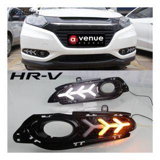 Honda HRV 2015 With Arrow Led Daylight Signal Light