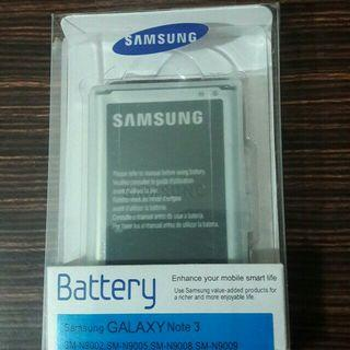 Brand new 100% Authentic Samsung note 3 battery's(fix price Cell amde in korea