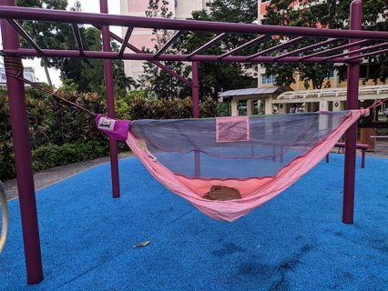 Unique Lady hammock