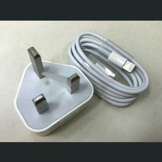 🚚 Brand new original iphone charger spare set