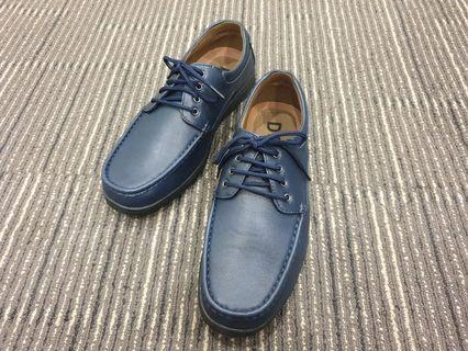 MENS' CASUAL/WORK SHOES - ZS988-1(NAVY)