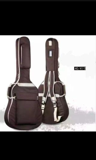 Brand new guitar thick 20mm padded bag for acoustic n classical