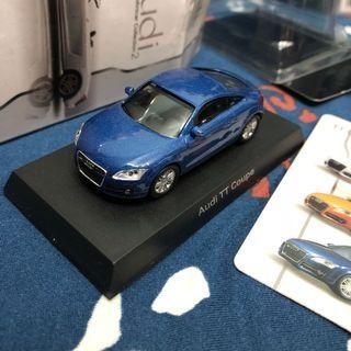 Kyosho 1/64 Audi TT