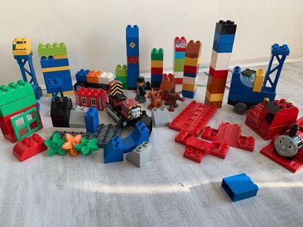 LEGO Duplo set. Train. Thomas