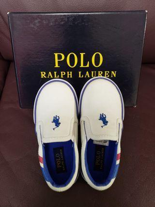 Polo Ralph Lauren 男童布鞋
