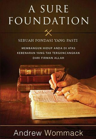 A Sure Foundation - Andrew Wommack